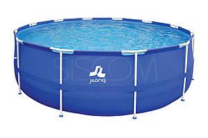 Каркасный бассейн Jilong 366x76cm с насосом + крышка