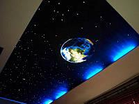 Натяжной потолок «Звездное небо» от Акрос-Комфорт