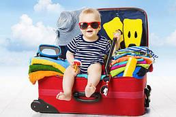 Топ 5 необходимых вещей для поездки на море c ребенком