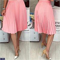 Плесированая юбка   (размеры 46-48)  0090-62, фото 1