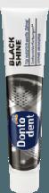 Зубная паста отбеливающая  DONTODENT Black Shine 75мл
