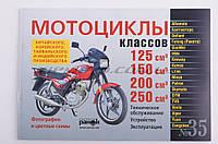 Инструкция   мотоциклы   Китайские 125-250сс   (№35)   (88стр)   SEA