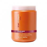 Маска для окрашенных и мелированных волос Inebrya Ice Cream Color Mask 1000 мл.