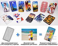 Печать на чехле для Apple iPod 7 nano (Cиликон/TPU)