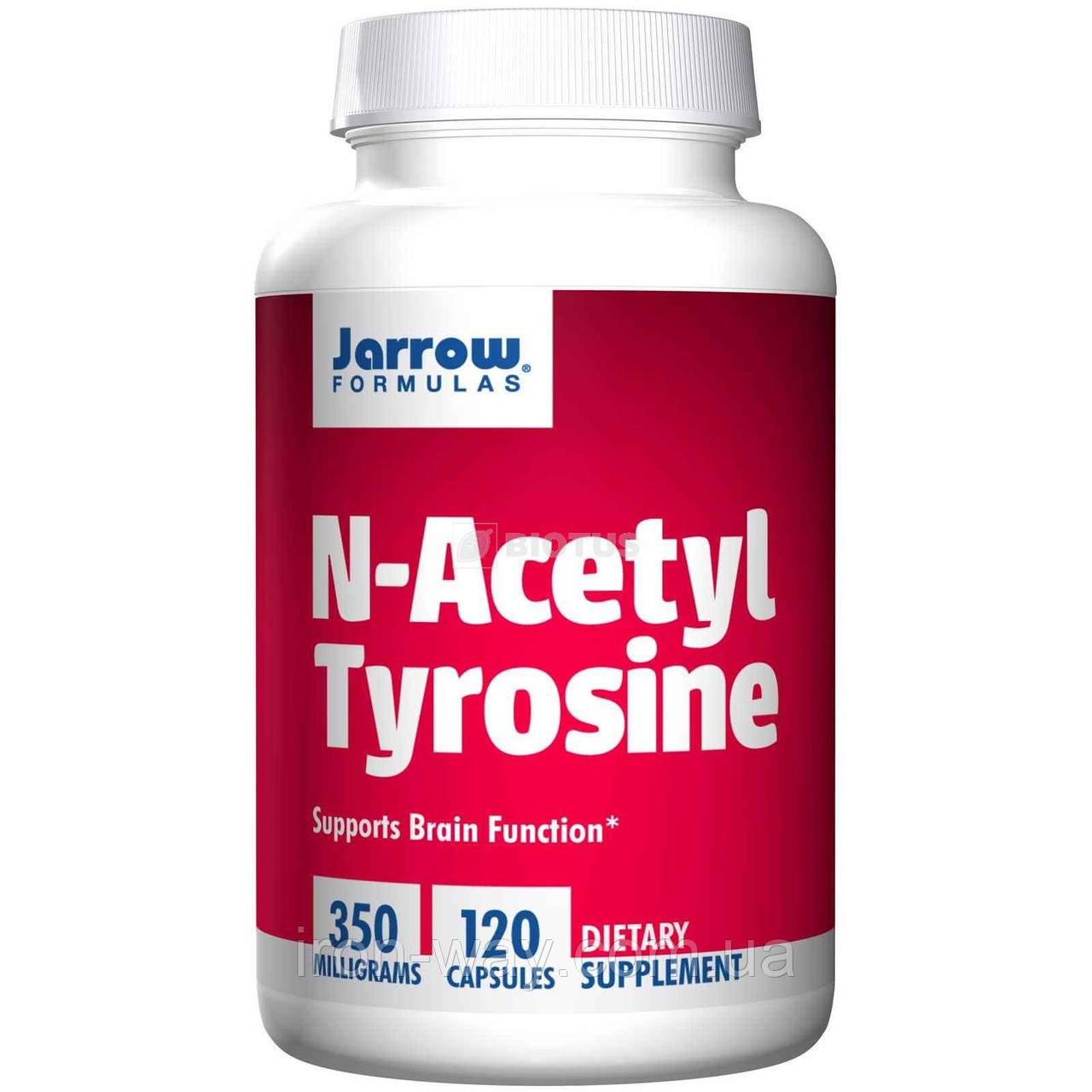 Jarrow Formulas N-Acetyl Tyrosine 120 caps
