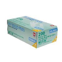 Перчатки нитриловые без пудры AMPri Sky Basic Plus 3,2г, 200 шт