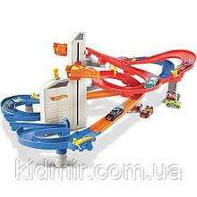 Хот Вилс Трек Автоматический скоростной лифт, Auto Lift Expressway Playset Hot Wheels