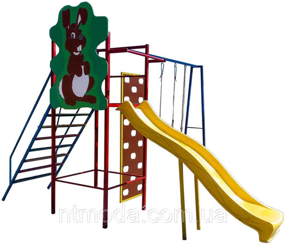 Детский игровой комплекс. МП-002-7