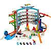Детский авто трек Хот Вилс Легендарный гараж, Ultimate Garage Playset Hot Wheels
