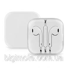 Качественные наушники Eearpods, наушники Apple EarPods MD827 Apple iPhone 5/5C/5S/6/ Org, фото 3
