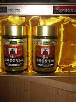 Экстракт красного корейского жень шеня