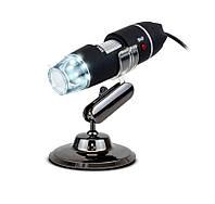 Портативный USB микроскоп цифровой 50-500 кратное увеличение, фото 1