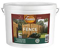 Пропитка  для защиты дерева Пинотекс Фенсе Pinotex Fence Орегон 10л