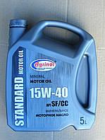 Моторное масло 15W-40 SF/CC (5 л), фото 1