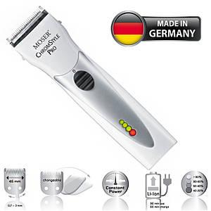 Профессиональная машинка для стрижки волос Moser ChromStyle PRO (NEW) 1871-0082