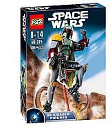 Конструктор KSZ 325 Звездные Войны (аналог LEGO Star Wars 75533) Боба Фетт 144 дет