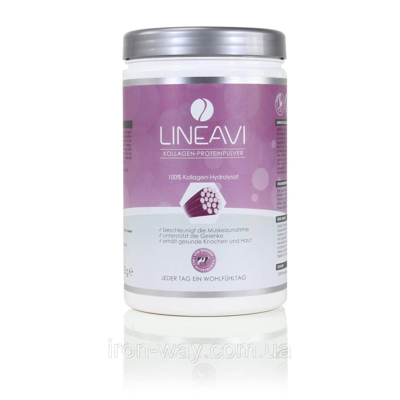 Lineavi 100% Hydrolyzed Collagen Protein Pulver 410 g