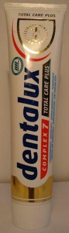 Зубная паста DentaLux Total Care Plus (Полное восстановление)