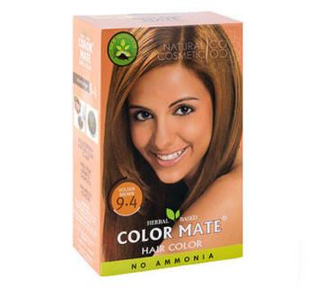 "Хна Краска д/волос ""Color Mate"" Golden Bron 15 г"
