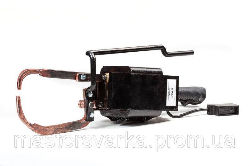 Апарат контактно-точкового зварювання Краб 8 кВт 220 В
