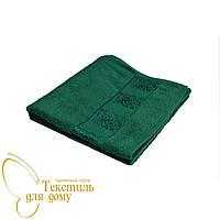 Полотенце банное Motif 70*140, зеленое