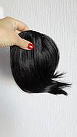 Накладки на волосы - накладная челка
