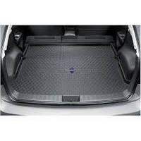 Ковёр багажника со спинкой на сидения Subaru Impreza 08-12 Оригинал (J515EFG100)