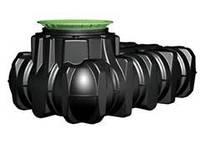 Бак (ёмкость) подземный плоский для дождевой воды Graf Platin 1500 литров