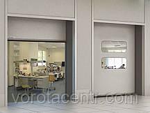 Швидкісні рулонні ворота для чистих приміщень серії DoorHan Speedroll SDCL