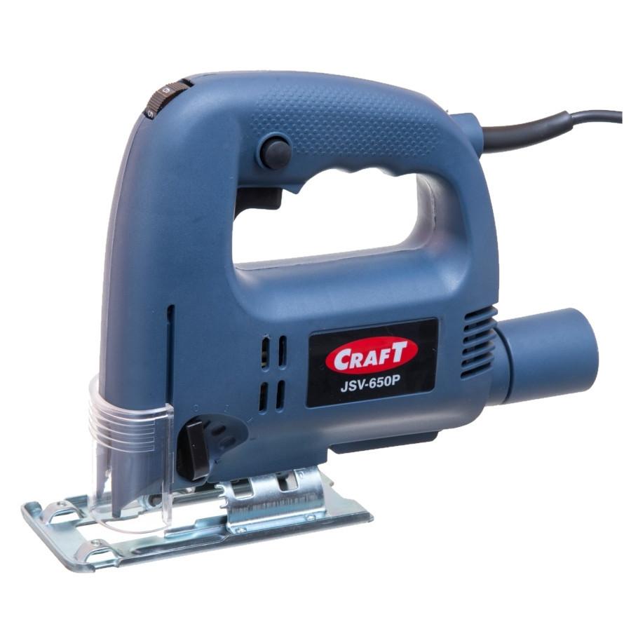 Лобзик електричний Craft JSV 650