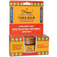 Tiger Balm, Экстрасильная обезболивающая мазь для суставов 0 63 унций (18 г), купить, цена, отзывы
