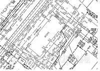 Выкопировка с топографо – геодезического плана 1:500, 1:2000