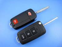 Kia carens, cerato, magentis, sportage выкидной ключ для переделки 3+1 кнопки Вид Black