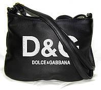 """СУМОЧКА """"МINI"""" - №235 """"Dolce&Gabbana"""" - черная"""