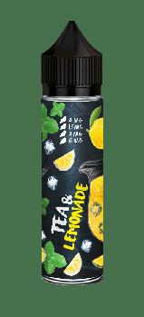 Премиум жидкость для электронных сигарет Tea & Lemonade