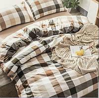 Комплект постельного белья французский лен  Prestij Textile  76843