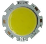 Светодиод 3 Вт (3 W) белый; белый теплый 200-210 Лм (Lm).