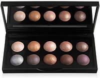 Запеченные тени для век палитра 10 оттенков E.l.f. Baked Eyeshadow Palette CA
