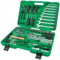 Набор инструмента 80 предметов Toptul  GCAI8002