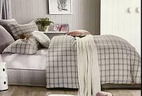 Комплект постельного белья французский лен  Prestij Textile 77117