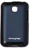 Чехол VOIA LG Optimus L3II Dual - Jelly Case (Black)