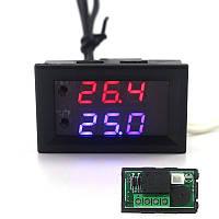 Терморегулятор цифровой W1209WK -50 +110С