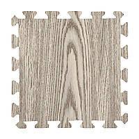 Модульный пол-пазл «Светлоедерево» 200x150 см, 12 элементов