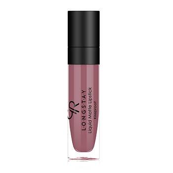 Жидкая помада Golden Rose Longstay liquid matte №3
