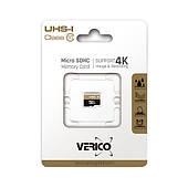 Карта пам'яті Verico MicroSDHC 32GB UHS-I Class 10