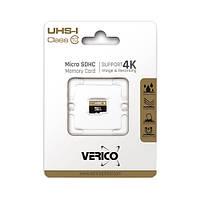 Карта пам'яті Verico MicroSDHC 16GB UHS-I Class 10, фото 1