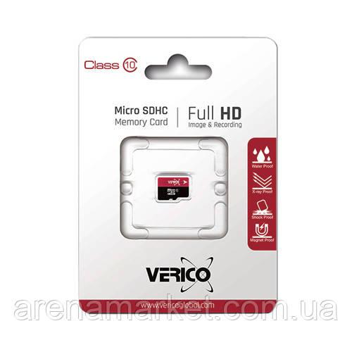 Карта памяти Verico MicroSDHC 32GB Class 10