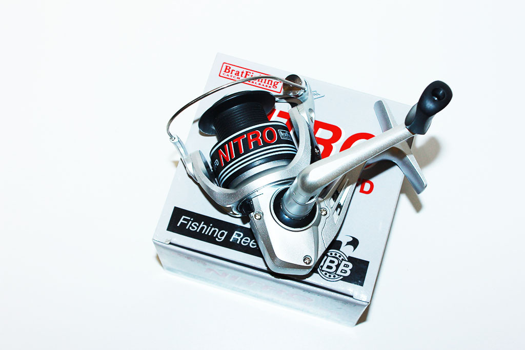 Катушка B.F. Nitro FD 2000 4+1