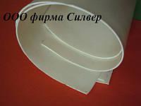 Пищевая резина белая, фото 1