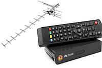 Комплект для приема Т2 телевидения - Т2 Medium